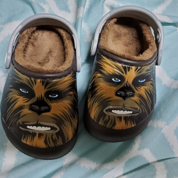 CROCS Other - Star Wars Toddler Crocs